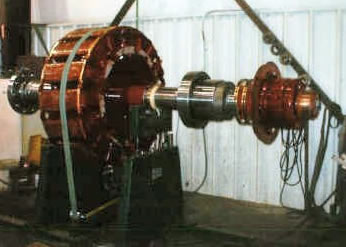 Full-sized generators
